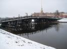 Кронверкский мост (Кронверкский пролив). Петропавловская крепость