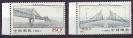 Почтовые марки Китай. Мосты