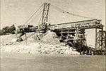 Малоизвестные подробности строительства Керченского моста, впервые соединившего Кавказ и Крым в 1944 году.